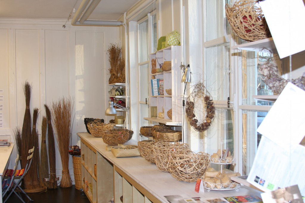 Atelierladen in der Berner Matte