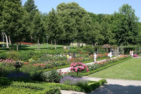Der Rosengarten Bern heute (Foto Mark Lehmann)