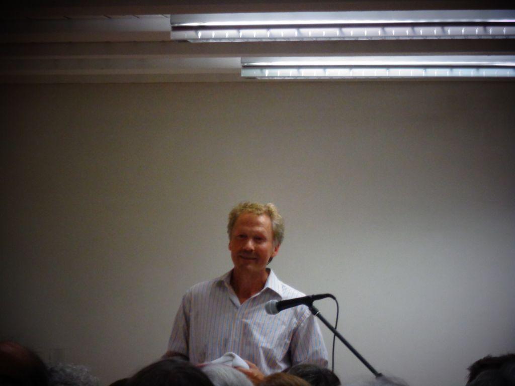 Lesung Matthias Zschokke