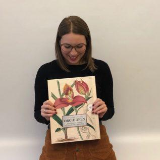 HauptPartnerin: Sarah Speicher, Buch Contact