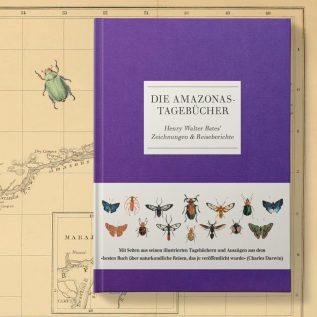 Erstveröffentlichung der Reisetagebücher von Henry Walter Bates