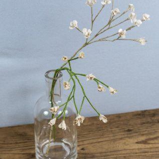 «PAPIER-Blumen» – Anleitung zum Schleierkraut